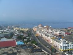 Manado,  in North Sulawesi, Indonesia City of Manado ... #bukopin