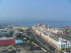 Manado,  in North Sulawesi, Indonesia City of Manado ... #bukopin