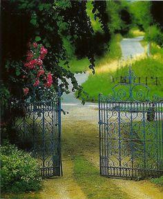 cancello romantico