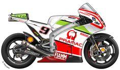 Pramac Racing - MotoGp