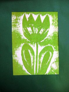 ZŠ Čakovice - výtvarná výchova - Fotoalbum - Ukázky prací - šestý ročník - Grafické listy - jarní květiny Jar, Spring, Photograph Album, Jars, Glass