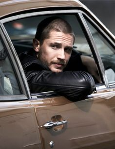 "Tom Hardy photoshoot for ""Rocknrolla"""
