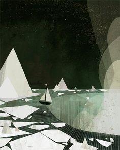 Jon Klassen Illustration