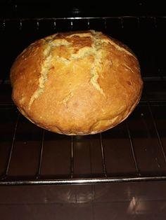 Friss, forró házi kenyér, élesztő nélkül! Egyszerű szódabikarbónás kenyér, amit még keleszteni sem kell! - Bidista.com - A TippLista!