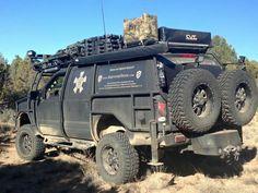 Overland Truck, Expedition Vehicle, Gm Trucks, Cool Trucks, Custom Truck Flatbeds, Truck Store, Dodge 3500, Tactical Truck, Suv Camper