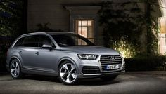 The NEW Audi Q7: First Drive