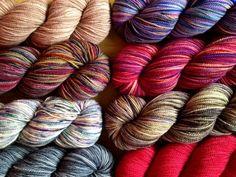 New Koigu Merino Lace yarn