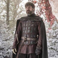 Game Of Thrones Outfits, Game Of Thrones 1, Game Of Thrones Quotes, Jaime Lannister Costume, Game Of Trone, Jaime And Brienne, Sarah Bolger, Brienne Of Tarth, Nikolaj Coster Waldau