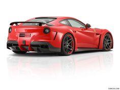 NOVITEC ROSSO N-LARGO Ferrari F12berlinetta