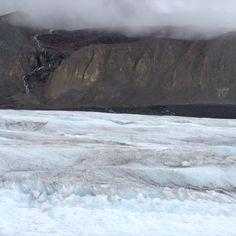 Athabasca Glaciar