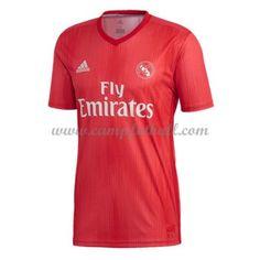 Real Madrid Fotballdrakter 2018-19 Tredjedrakt Real Madrid, Mens Tops, T Shirt, Fashion, Supreme T Shirt, Moda, Tee Shirt, Fashion Styles, Fashion Illustrations