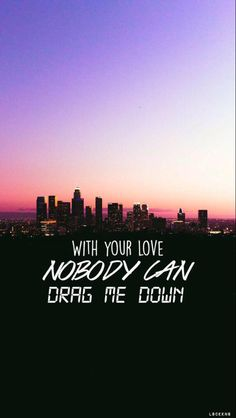 Drag Me Down x One Direction lyrics