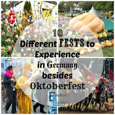 10 Different Types of Fests in Germany