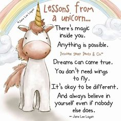 reminder,princess-Anything is possible quote reminder princess sassy pants life lessons learning me magic dreamer truth wings notrequire Unicorn Birthday Parties, Unicorn Party, Birthday Wishes, Birthday Ideas, Teacher Birthday, Birthday Greetings, Funny Birthday, I Am A Unicorn, Magical Unicorn