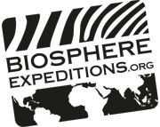 BIOSPHERE EXPEDITIONS - is an international non-profit wildlife volunteer organisation, founded in 1999, that runs conservation expeditions aka conservation holidays for environmental volunteers all across the globe.