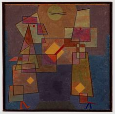 Paul Klee, Dispute, 1929, Tate