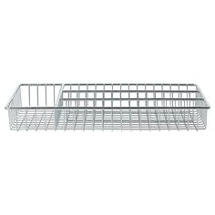 Deluxe Stainless Steel Chrome Small Cutlery Tray - L: 32cm x W: 18.5cm x H: 4cm FurnitureXtra http://www.amazon.co.uk/dp/B00RBDN132/ref=cm_sw_r_pi_dp_FIGnwb1SEF5C3