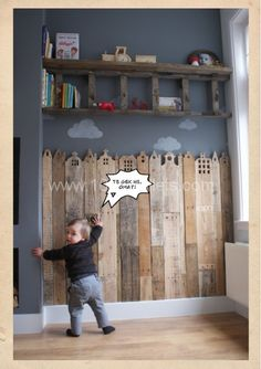 city1 565x800 Tutorial: pallet creative corner for your child (houses of holland) in pallet home decor pallet kids projects  with Pallets Ki...