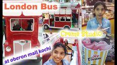 Oberon Mall Kochi   London Bus Ride   Creme Studio Ice cream   Watched M... #oberonmall #kochi #malayalikidyoutuber #youtuber #kidsvlog #londonbusride #cremestudio #kidshavingfun #kidsatmall