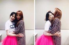 Nicole and Jiyoung