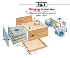 AW Extra 6/5/14 - Air Scrubber Trio - Popular Woodworking Magazine