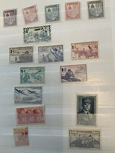 france stamps mint  | eBay France Country, Andorra, Space Exploration, Stamps, Gallery Wall, Mint, Ebay, Seals, Postage Stamps