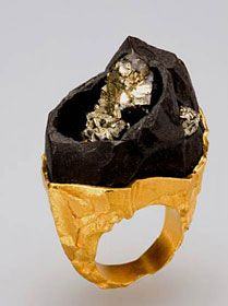 'Ring on the Rock' by Ornella Iannuzzi