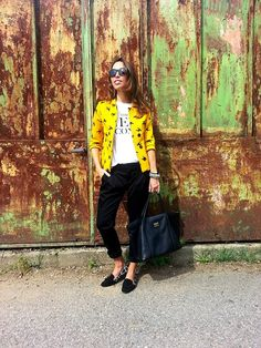 Mode in Italy: COLORS!