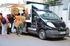 Is this the only African food truck in Paris ? - http://foodrevolt.com/african-food-truck-in-paris/