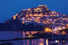 CASTELSARDO BY NIGHT ♥ ♥ ♥