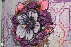 Canvas made by Marleen. | Art Anthology