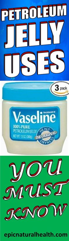 As a product that has been around, in one form or another, for 150 years, petroleum jelly is incredibly versatile. In everyday life, it gets used for dry hands, cuts, dry lips, or even to highlight the cheekbones. However, there are actually dozens of uses and hacks for petroleum jelly which is why we've produced an all-inclusive guide here today!