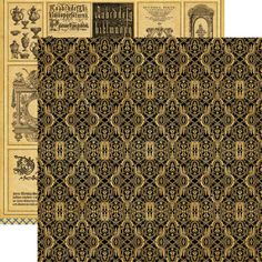 Graphic 45 - Renaissance Faire Collecion - 12 x 12 Double Sided Paper - Masterpiece at Scrapbook.com