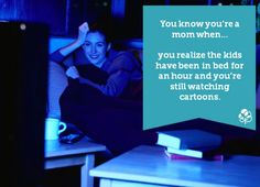 You know you're a mom when... #BabyCenterBlog