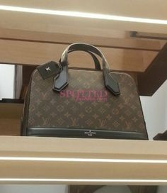 Louis Vuitton Monogram Neo Marceau Dora Bag - Fall 2014