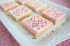 Sugar Cookie Squares Review