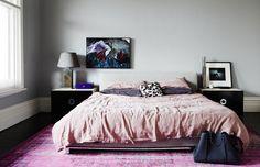 10-Preto e branco imprimem charme em casa na Austrália