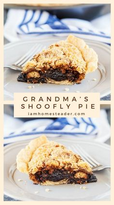 Grandma S Shoofly Pie