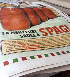 Voici la recette qui m'a fait gagné le concours de la meilleure sauce bolognaise organisé par le journal Le Soleil en novembre 2010.