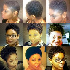 One year ago today, on October I made the decision to shave my head and release the notion that my beauty was tied to my hair. I was mocked, ridiculed, and laughed at by those I thought were (How To Make Curls Thoughts) Natural Hair Journey, Natural Hair Care, Natural Beauty, Shaved Head Women, Natural Styles, Natural Hair Inspiration, Relaxed Hair, Hair Today, Short Hair Cuts