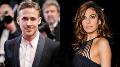 New Parents in 2014, Ryan Gosling and Eva Mendes