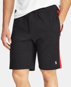 Polo Ralph Lauren Men s P-Wing Double-Knit Performance Shorts e61c38587
