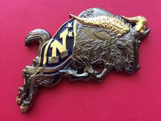Navy Chiefs Mess GO NAVY BEAT ARMY 2014 GOAT CPO Challenge Coin