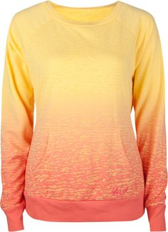 RIP CURL Dusk To Dawn Womens Sweatshirt Crewneck