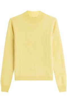 Cashmere Turtleneck Pullover detail 0