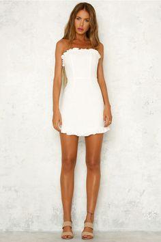 Broken Clocks Tie Up Dress White Hoco Dresses, Homecoming Dresses, Sexy Dresses, Cute Dresses, Evening Dresses, Casual Dresses, Formal Dresses, Elegant Dresses, Summer Dresses