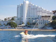 Hotel Tesoro Manzanillo, Hoteles en Manzanillo, Manzanillo Colima