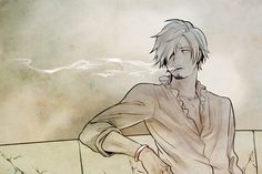 Tags: Fanart, ONE PIECE, Sanji, Pixiv, One Piece: Two Years Later, Fanart From Pixiv, Pixiv Id 539848