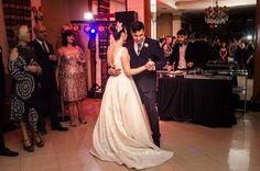 Julieta de Serpa | Foto: Gustavo Otero | Primeira dança dos noivos | Noiva linda | Casamento muito especial.