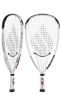 Racquetball Racquet - Ektelon 03 White